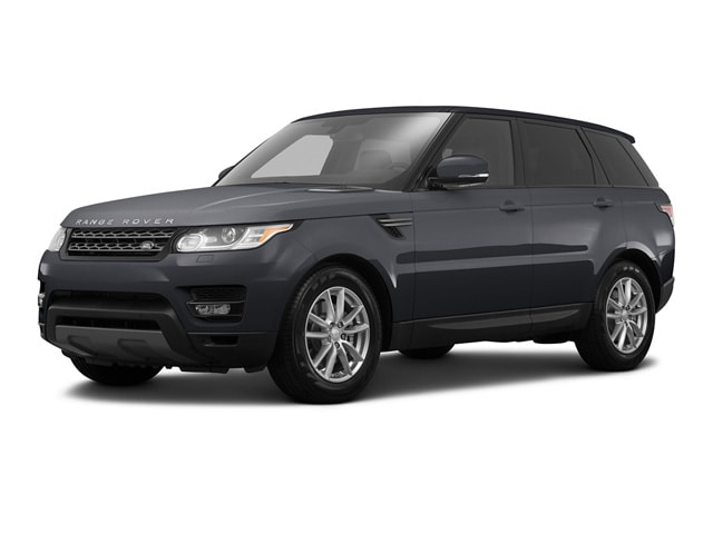 Photo Used 2016 Land Rover Range Rover Sport 5.0L V8 Supercharged in Houston