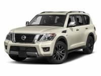 Used 2017 Nissan Armada Platinum SUV