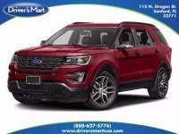 Used 2017 Ford Explorer Sport For Sale in Orlando, FL (With Photos) | Vin: 1FM5K8GT5HGD79266