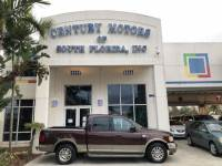 2002 Ford F-150 Low Miles King Ranch Crew Cab
