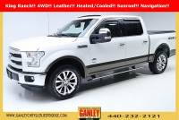 Used 2015 Ford F-150 King Ranch Truck For Sale in Bedford, OH