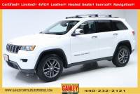 Used 2018 Jeep Grand Cherokee Limited SUV For Sale in Bedford, OH