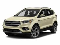 Pre-Owned 2017 Ford Escape Titanium VIN 1FMCU9J9XHUA63268 Stock Number 41073-1
