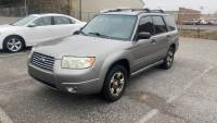 Used 2006 Subaru Forester For Sale at Harper Maserati | VIN: JF1SG63616H703033