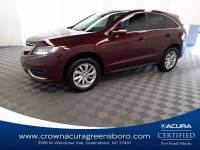 Certified 2018 Acura RDX Base CERTIFIED in Greensboro NC