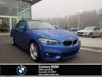 Certified Used 2017 BMW 2 Series Convertible in Greenville, SC