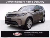 Used 2017 Land Rover Discovery HSE LUXURY in Houston