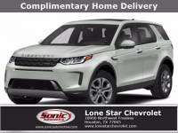 Used 2020 Land Rover Discovery Sport SE in Houston