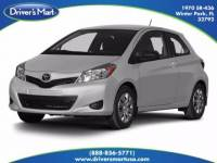 Used 2014 Toyota Yaris 3DR For Sale in Orlando, FL (With Photos) | Vin: JTDJTUD3XED577853