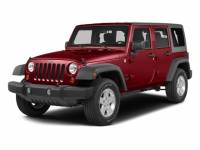 2014 Jeep Wrangler Unlimited Freedom Edition SUV