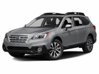 2015 Subaru Outback 2.5i Limited w/Moonroof/KeylessAccess/Nav/EyeSight SUV in Brighton, MA