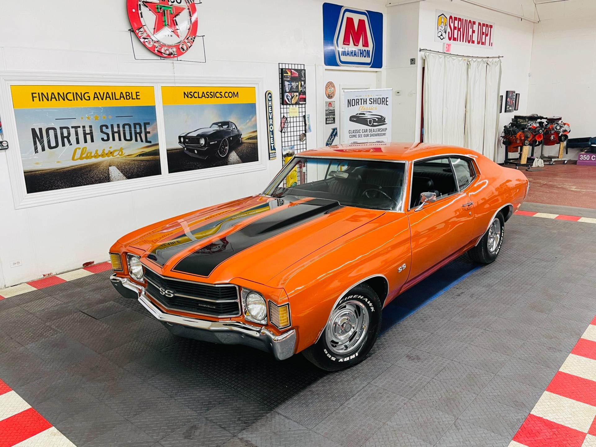 Photo 1972 Chevrolet Chevelle - SUPER SPORT TRIBUTE - CLEAN SOUTHERN CHEVELLE -