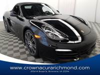 Pre-Owned 2016 Porsche Boxster Black Edition in Richmond VA