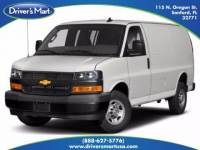 Used 2020 Chevrolet Express Cargo Van For Sale in Orlando, FL (With Photos) | Vin: 1GCWGAFP3L1130675