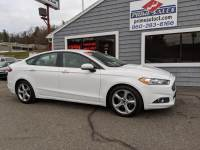 2016 FordFusion 4dr Sdn S FWD