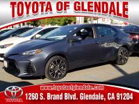 Used 2018 Toyota Corolla for Sale at Dealer Near Me Los Angeles Burbank Glendale CA Toyota of Glendale | VIN: 2T1BURHE5JC093896