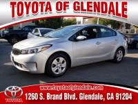 Used 2018 Kia Forte for Sale at Dealer Near Me Los Angeles Burbank Glendale CA Toyota of Glendale | VIN: 3KPFK4A75JE270664