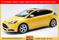 Used 2014 Ford Focus ST Hatchback For Sale in Bedford, OH