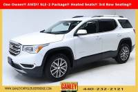 Used 2019 GMC Acadia SLE-2 SUV For Sale in Bedford, OH
