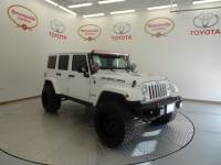 2017 Jeep Wrangler Unlimited Rubicon Hard Rock SUV