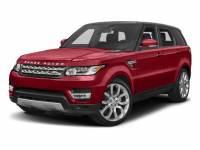 2017 Land Rover Range Rover Sport HSE SUV