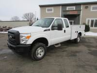 Used 2015 Ford F-250 4x4 Ex-Cab Service Utility Truck