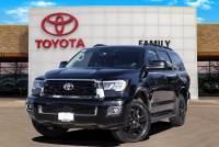 Used 2018 Toyota Sequoia TRD Sport 4WD