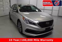 Used 2015 Hyundai Sonata For Sale at Duncan's Hokie Honda | VIN: 5NPE34AFXFH254205