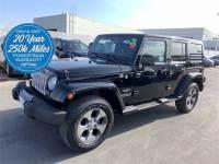 Used 2017 Jeep Wrangler Unlimited Sahara For Sale in Bakersfield near Delano | 1C4BJWEG5HL577129