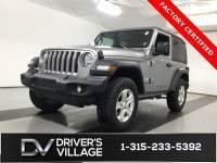 Used 2019 Jeep Wrangler For Sale at Burdick Nissan | VIN: 1C4GJXAG4KW519035