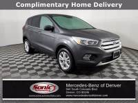 Pre-Owned 2019 Ford Escape SE SUV in Denver