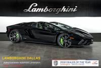 Used 2019 Lamborghini Aventador S For Sale Richardson,TX | Stock# 21L0368A VIN: ZHWUV4ZD7KLA08222