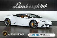 Used 2020 Lamborghini Huracan EVO Coupe For Sale Richardson,TX | Stock# L1313 VIN: ZHWUF4ZF1LLA12993
