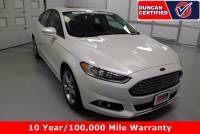Used 2015 Ford Fusion For Sale at Duncan Hyundai | VIN: 3FA6P0H73FR176224