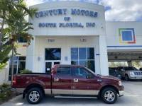 2006 Ford F-150 supercrew, 8 cylinder, 4 door, running boards, chrome wheels XLT
