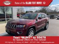 Used 2017 Jeep Grand Cherokee Laredo SUV