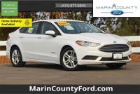 Used 2018 Ford Fusion Hybrid 38V08031 For Sale | Novato CA