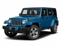 Used 2016 Jeep Wrangler Unlimited Sahara SUV