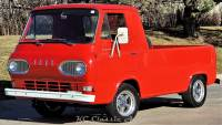 1961 Ford Econoline Restored and drives very nice!