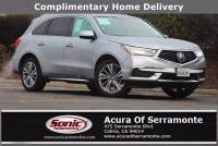 Used 2018 Acura MDX V6 SH-AWD with Technology Package For Sale in Colma CA | Stock: TJL009078 | San Francisco Bay Area