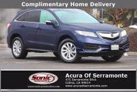 Used 2018 Acura RDX V6 with Technology Package For Sale in Colma CA | Stock: LJL008144 | San Francisco Bay Area
