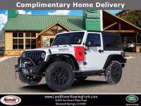 Used 2017 Jeep Wrangler Willys Wheeler SUV in Glenwood Springs