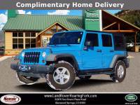 Used 2012 Jeep Wrangler Unlimited Sport SUV in Glenwood Springs