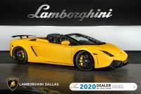 Used 2011 Lamborghini Gallardo Spyder For Sale Richardson,TX | Stock# LT1414 VIN: ZHWGU6AU5BLA10672