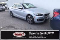 Pre-Owned 2016 BMW 228i w/SULEV Coupe