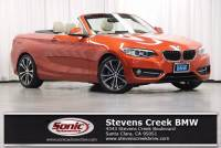 Certified Pre-Owned 2017 BMW 230i Convertible