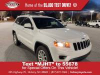 Used 2015 Jeep Grand Cherokee Laredo SUV