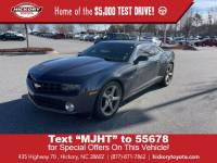 Used 2013 Chevrolet Camaro LT Coupe