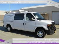 2012 Ford E-150 Cargo Low Miles 1-Owner