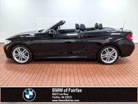 Certified Used 2017 BMW 230i xDrive M Sport Package Convertible in Fairfax, VA